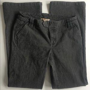Cabi Railroad Strip Pants Style 658